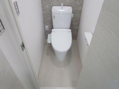 【トイレ】フォセット千早