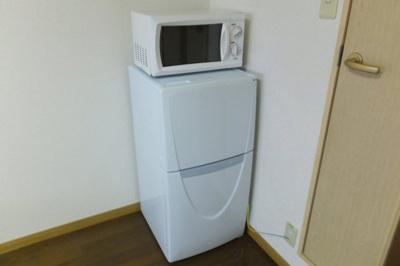 レンジ 冷蔵庫