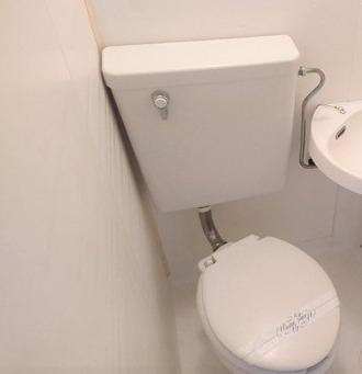 【トイレ】下総グリーンハイツ