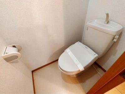 【トイレ】カームリー フォレスト