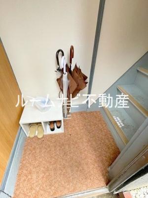 【玄関】東郷ハウス