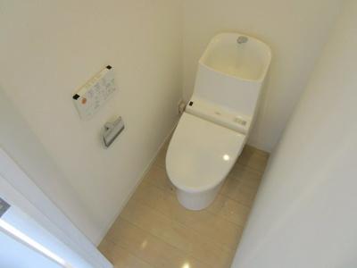 【トイレ】ヘリタス中野