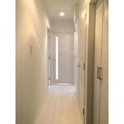 室内廊下(同タイプ住戸写真)