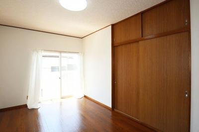 2階洋室もそのまま使用できます!