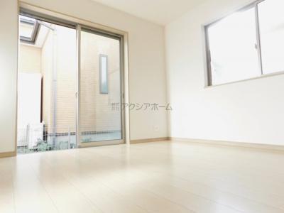 【設備】狭山市富士見2丁目・全1棟 新築一戸建 ~全居室洋室~