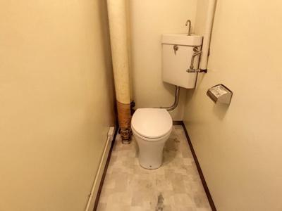 【トイレ】ロイヤルハイツ名池