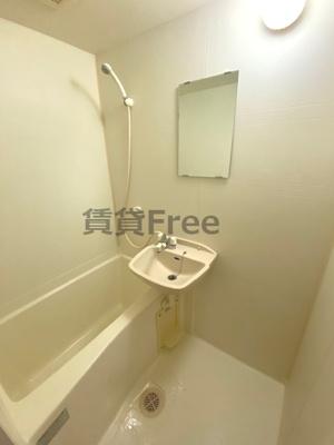 【浴室】ローレル鴫野 仲介手数料無料