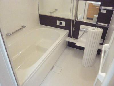 【浴室】セジュール神宮道