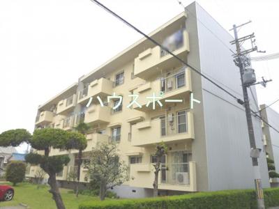 【外観】鳥羽街道団地J棟
