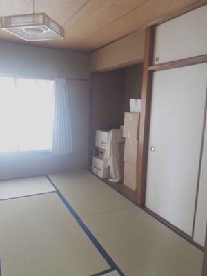 【和室】鳥羽街道団地J棟