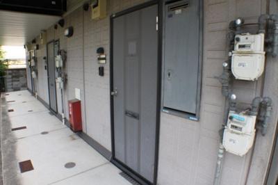 【玄関】フォーチュンハウスラブ