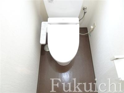 【トイレ】カーザ・ビアンカ