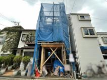 文京区目白台1丁目 新築戸建の画像