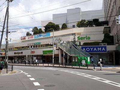 モリシアまで1300m