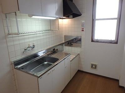 【キッチン】シティハイツ若林