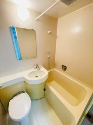 【浴室】パークアベニュービル