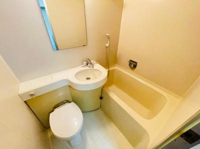 【トイレ】パークアベニュービル