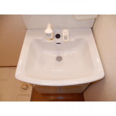 【独立洗面台】上杉第3ビル野田