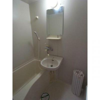【浴室】ダイホープラザ入谷