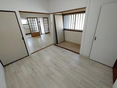 【寝室】玉串町西2丁目貸家