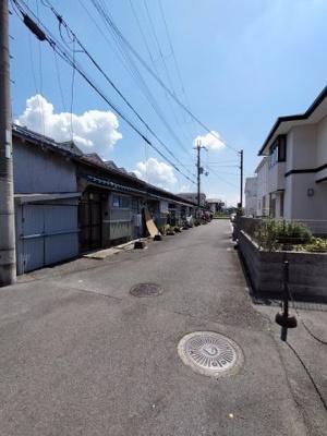 【周辺】玉串町西2丁目貸家