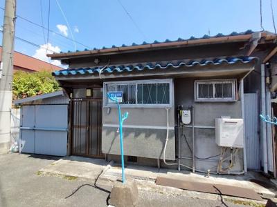 【外観】玉串町西2丁目貸家