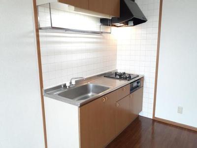 【キッチン】シティアサヒⅡ