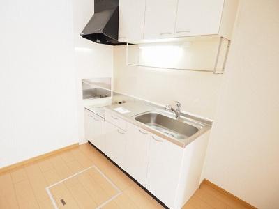 【キッチン】フレスコⅢ