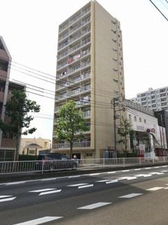 東京メトロ丸ノ内線「方南町」駅徒歩3分、始発駅のため利便性◎