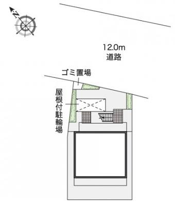 【その他】レオパレストウィンクル妙典C