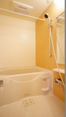 【浴室】カーサ・ラッフィナートⅡ