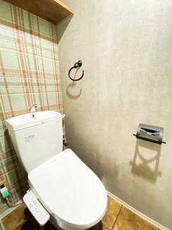 【トイレ】Trulli