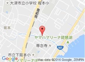 【地図】ヴィステリア・スクエアB