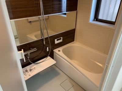 【浴室】ファミール都島パークサイド