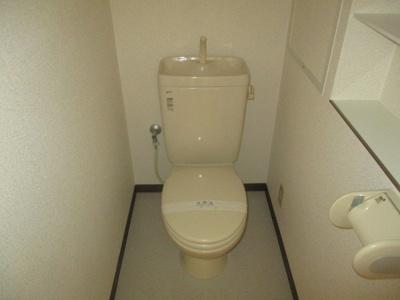 【トイレ】カモンコート岸里