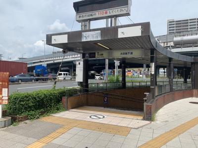 駅近です。