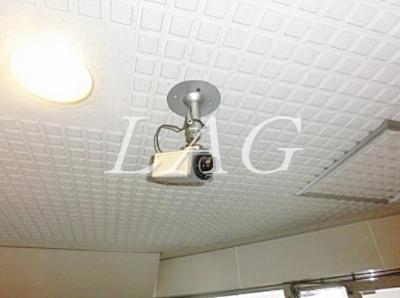 防犯カメラです。
