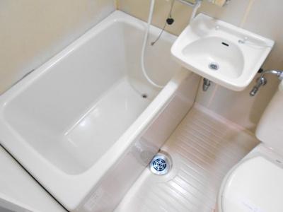 【浴室】コーポエンダ