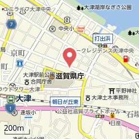 【地図】エリーフラッツ京町