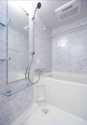 【浴室】ハーモニーレジデンス森下#002