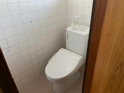 【トイレ】棟高町戸建