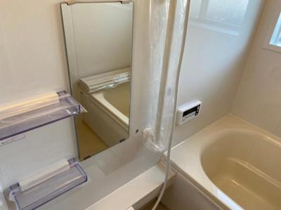 【浴室】棟高町戸建
