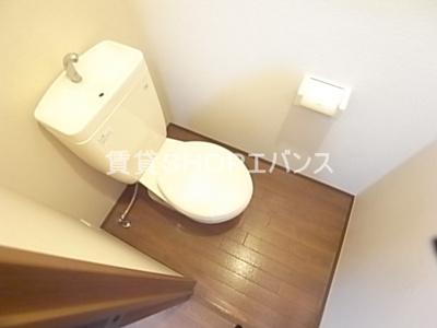 【トイレ】ポートパレス