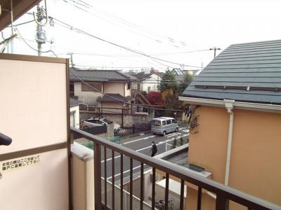 【展望】コート柿ノ木