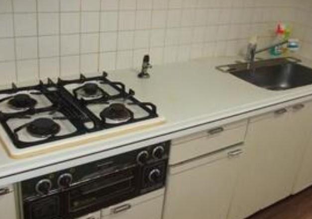 【キッチン】AZALEA COURT
