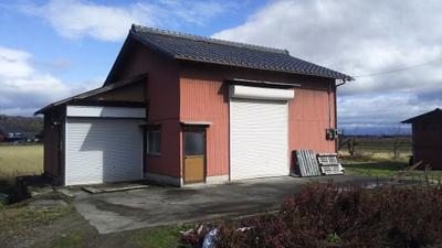 高島武曽農業用倉庫