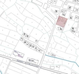 【地図】青柳リバーサイド倉庫