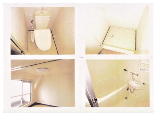 室内洗濯機置場・バス・トイレ