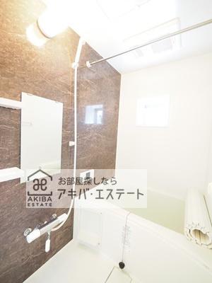 【浴室】Woody Park