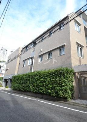 【外観】ラグジュアリーアパートメント西新宿